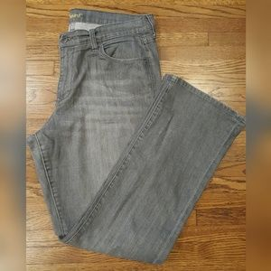Old Navy The Sweetheart Gray Bootcut Jeans 14